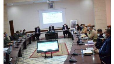 اجتماع لجنة اليقظة الوبائية بورزازات